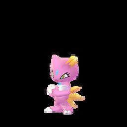 Shiny female