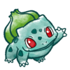 Sticker Funwari Bulbasaur