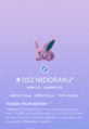 Nidoran♂ Pokedex