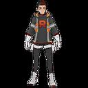 Team GO Rocket Leader Arlo icon