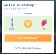 Timed Research tasks set completed
