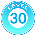 Trainer Level Badge 30