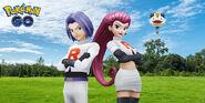 Team GO Rocket Jessie James promo