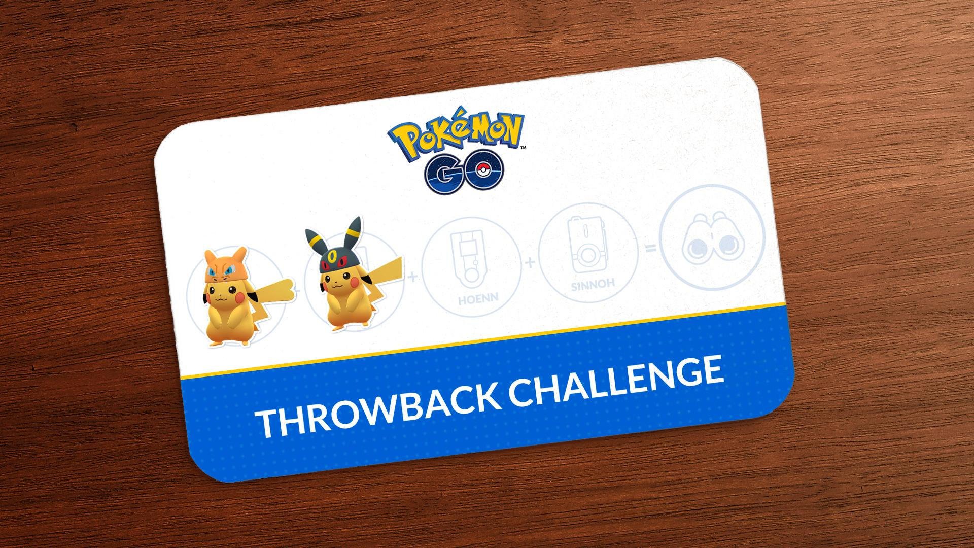Throwback Challenge 2020: Johto