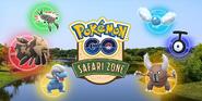 Pokémon GO Safari Zone Tainan