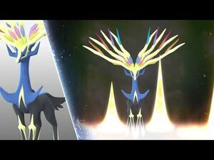 The Legendary Pokémon Xerneas and Yveltal coming soon to Pokémon GO!