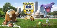 Pokémon GO Fest 2019 Chicago
