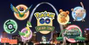 Pokémon GO Safari Zone St. Louis