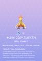 Combusken Pokedex