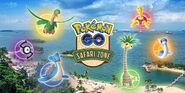 Pokémon GO Safari Zone Sentosa