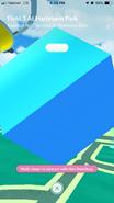 PokéStop opening bug
