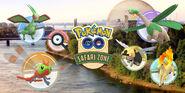 Pokémon GO Safari Zone Montreal