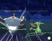 Mirror Shot Trainer Battle