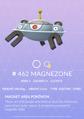 Magnezone Pokedex