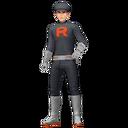 Team GO Rocket Grunt Male icon
