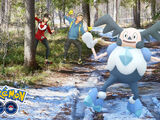 Galarian Mr. Mime Event