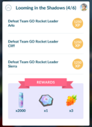 Special Research tasks set
