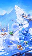 Winter 2020 loading screen