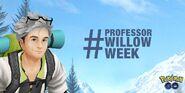 Professor Willow Week