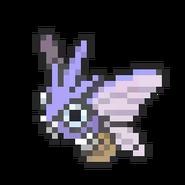 Venomoth 8bits