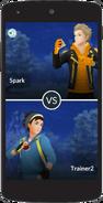 Team Leader Battle Instinct