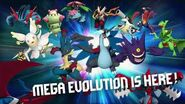 Pokémon GO Mega Evolution has arrived!