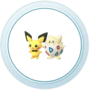 Pichu and Togepi hatched!