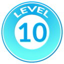 Trainer Level Badge 10