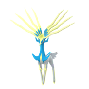 Xerneas shiny old
