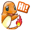 Sticker Funwari Charmander
