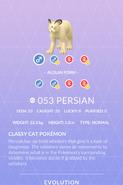Persian Pokedex