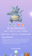 Pokédex Entry Complete