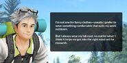Professor Willow Week Fact 5