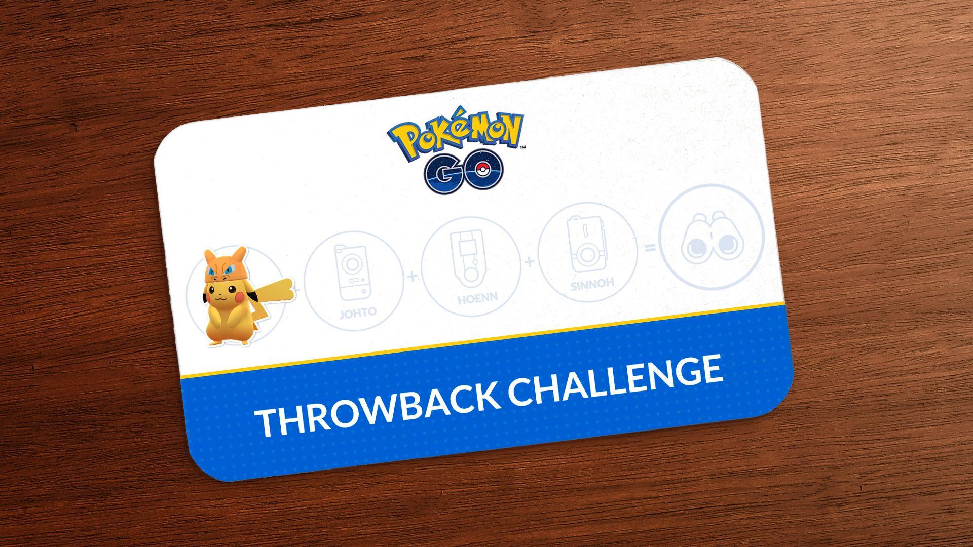 Throwback Challenge 2020: Kanto