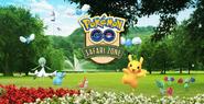 Pokémon GO Safari Zone Dortmund