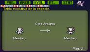 Mewtwo evolución (capa)