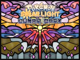 Pokémon Solar Light & Lunar Dark Title Screen