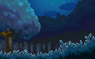 HGSS Viridian Forest-Night