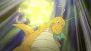 Iris Dragonite ThunderPunch