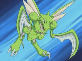 Scyther Tracey'ego