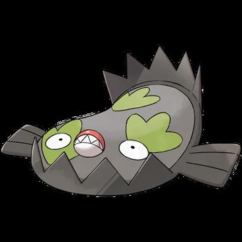 Galariański Stunfisk
