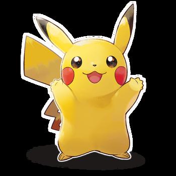 Partnerski Pikachu