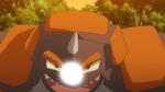 Pokémon hunter XY063 Rhyperior Fury Attack.png
