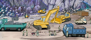 Oreburgh Mine anime