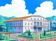 Floaroma Contest Hall