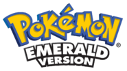 Pokemon Emerald Logo EN