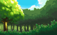 HGSS Viridian Forest-Day