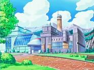 Oreburgh Mining Museum anime