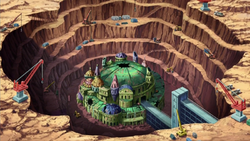 Relic Castle anime.png