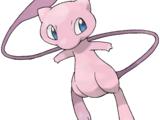 Mityczne Pokémony